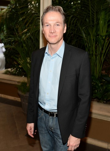 Sean Mahon on the red carpet at the BAFTA LA 2014 Awards Season Tea Party.
