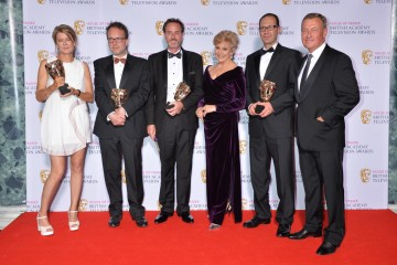 The BAFTA for News Coverage in 2015 was presented by Angela Rippon and won by Sky News Live At Five: Ebola
