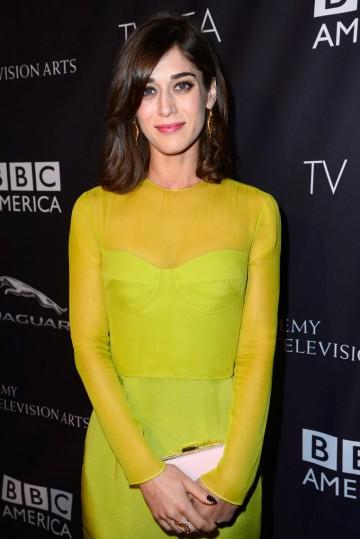 Actress Lizzy Caplan