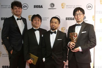 The team behind Bloodborne take home the award for Game Design