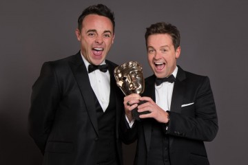 House of Fraser British Academy Television Awards in 2015