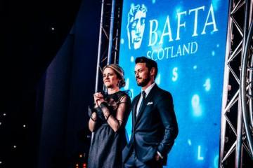 Edith Bowman & James McAvoy