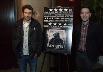 Director Bart Layton and Moderator Nigel Smith