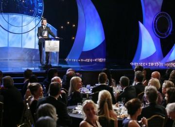 Host Michael Sheen