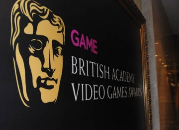The GAME British Academy Video Games Awards in 2009 (BAFTA / James Kennedy).