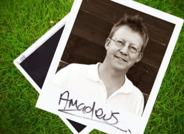 Simon Mayo: The 1984 film 'Amadeus'(Photography: Jonathan Birch)