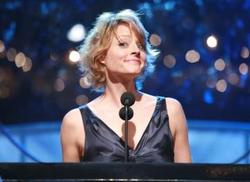Presenter Jodie Foster