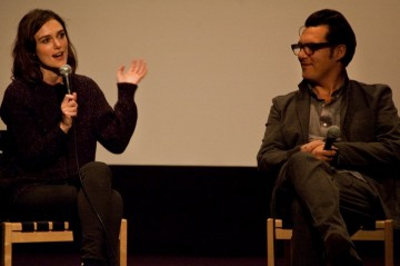 Keira Knightley and Director Joe Wright