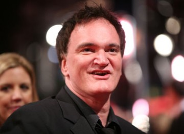 Quentin Tarantino has every right to smile after receiving a best Director nomination for Inglourious Basterds (BAFTA/Dave Dettman).