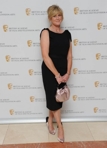 The Corrie favourite and star of Lark Rise to Candleford and Clocking Off arrives to present the Academy's Special Award to the behind-the-scenes-talent of Coronation Street.