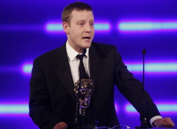 After the original missed out on the Story award in 2008, BioWare's Mass Effect 2 takes home the big award of the evening: the BAFTA for Best Game. (Pic: BAFTA/Brian Ritchie)