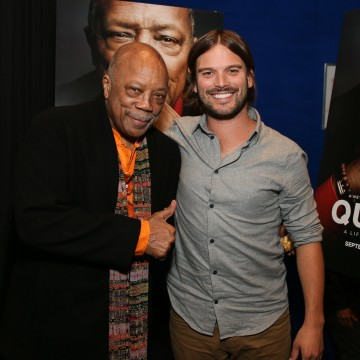 Quincy Jones, Alan Hicks