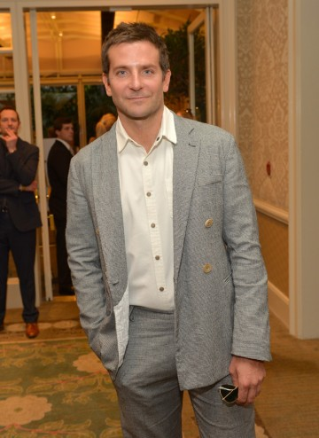 Bradley Cooper at the BAFTA LA 2014 Awards Season Tea Party.