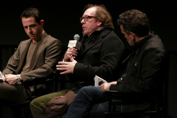 Jeremy Strong, Bill Camp, Brian d'Arcy James