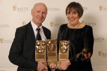 Paul Laverty & Rebecca O'Brien (Oustanding Contribution to Film)