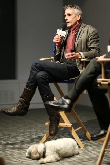 Jeremy Irons, Smudge