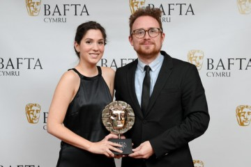 Event: British Academy Cymru AwardsDate: 8 October 2017Venue: St David's Hall, Cardiff, WalesHost: Huw Stephens