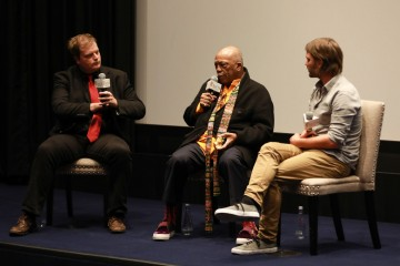 Christian Blauvelt, Quincy Jones and Alan Hicks