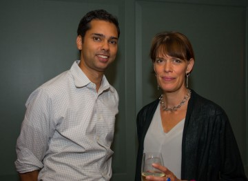 MoMA's Raj Roy and Clio Barnard