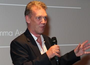 British Council West Coast Director Simon Gammell.