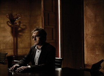 Director Danny Boyle poses for the British Directors photo series for the 2011 Film Awards.
