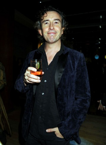 Comedian Steve Coogan attends the BAFTA Monty Python Reunion Event in New York on 15 October 2009 (© BAFTA)