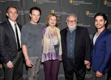Student Film Awards Jury: Variety's Senior Film Critic Peter Debruge, Stephen Moyer, Diane Baker, Jonathan Lynn and Satya Bhabha