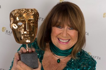 Winners at the British Academy Cymru Awards at the Wales Millennium Centre, Cardiff Bay on Sunday 26 October 2014.