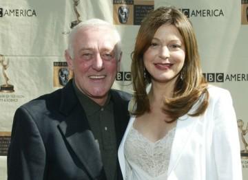 John Mahoney and Jane Leeves