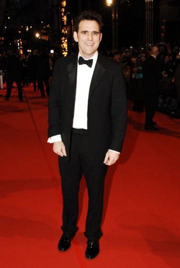 Matt Dillion, star of recent heist smash-fest Armored, arrives to present the Supporting Actress award (BAFTA/Richard Kendal).