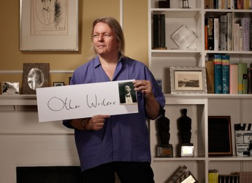Christopher Hampton reveals the inspiration behind his writing (Picture: BAFTA/Jay Brooks).