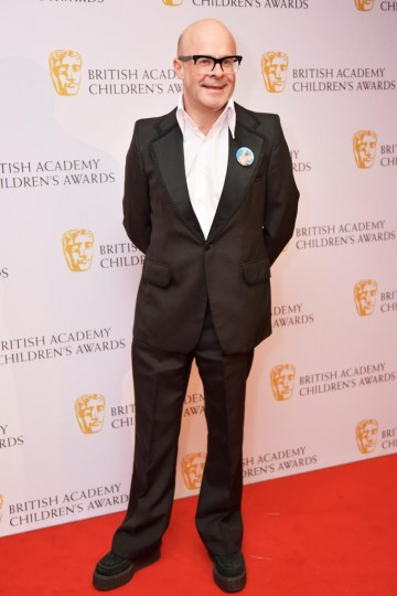 Harry Hill at the BAFTA Children's Awards 2015 at the Roundhouse on 22 November 2015