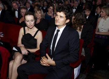 Orlando Bloom at the 2008 Film Awards