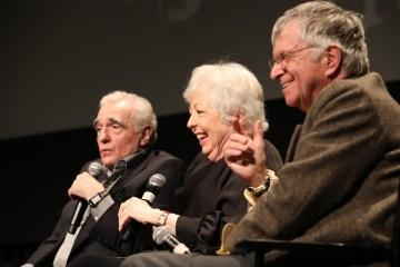 Martin Scorsese, Thelma Schoonmaker, Jay Cocks