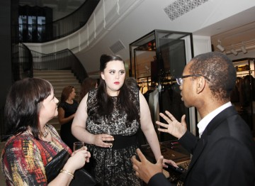 Breakthrough Brit Sharon Rooney chats to Lizo Mzimba