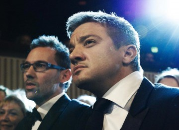 Jeremy Renner at the 2010 Film Awards