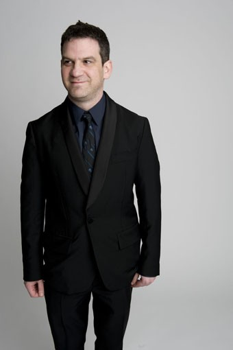 Miles Jacobson represents Football Manager 2012 which was nominated in the Strategy category.