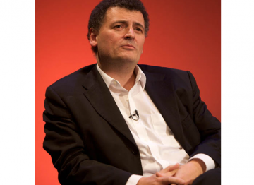 Steven Moffat at BAFTA Cymru's 2008 event; 'BAFTA Writers: Time Travel in TV Drama and Comedy'