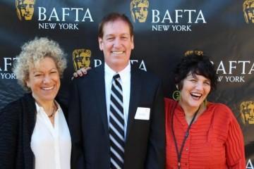 Susan Margolin, Stuart MacLelland and Linda Kahn.