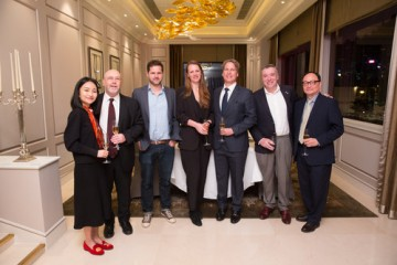 Event: BAFTA Asia VIP & Partner's Dinner at HKIFFDate: Friday 23 March 2018Venue: Gaddi's Private Dining Room, The Peninsula Hotel, Hong Kong-Area: Reportage