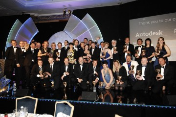 The winners of the British Academy Television Craft Awards in 2009 (BAFTA / Richard Kendal).