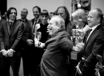 Terry Gilliam, director of Brazil, Twelve Monkeys and Fear and Loathing in Las Vegas, celebrates his Academy Fellowship (Greg Williams / Art+Commerce).