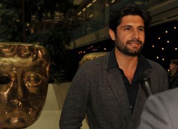 Kayvan Novak at the Television Nominee's Party 2012