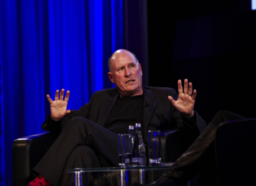 """""""We are in the game of generating emotion. Emotion makes great scriptwriting."""" (Picture: BAFTA / J. Birch)"""