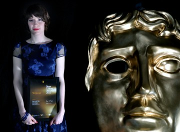 Best Animation Winner, Anna Pearson