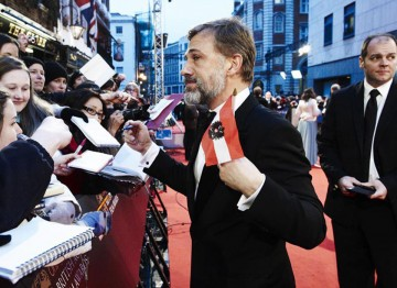 Christoph Waltz at the 2010 Film Awards