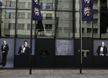 Coutts bank on the Strand in central London played host to the party. (Pic: BAFTA/Alexandra Thompson)