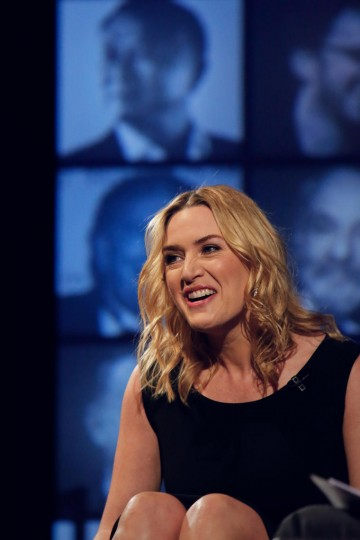 Winslet enacted several of the amusing improvisation scenes Jane Campion staged for her and Keitel.