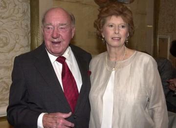 Ronald Neame and Hilary Mackendrick