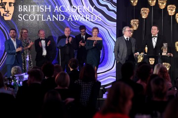Outstanding Contribution To Television - Still Game